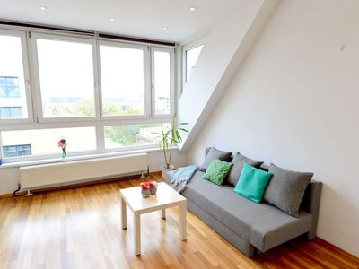 Photo for *Superhost penthouse in best area with balcony