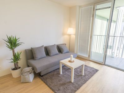 Photo for · MODERN FLAT near Exhibition Center / Prater / WU