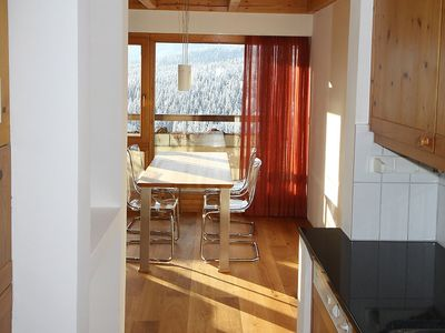 Photo for Apartment 345 m from the center of Flims with Internet, Parking, Balcony, Washing machine (140061)