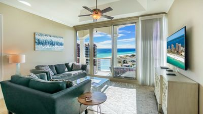 Photo for P4-2106 Portofino Penthouse Gulf View Paradise / Indoor Heated Pool!