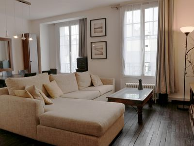 Photo for Neat 1 bdr – 2 guests - Eiffel Tower - St Germain
