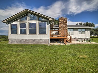 Photo for Spacious 3BR Holiday Island Home on Golf Course!