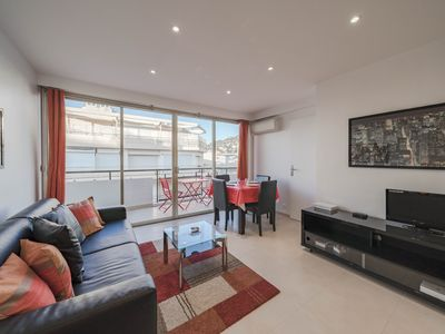 Photo for Nice one bedroom ideally located next to the Croisette