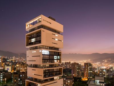 Photo for Energy Living✭Iconic 5 Star condo✭Close to Lleras