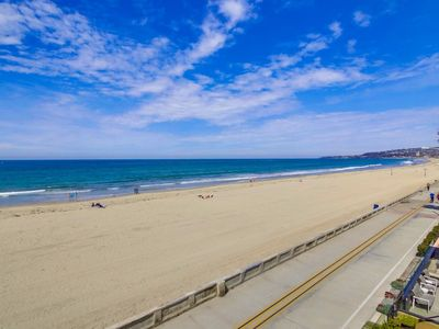 Photo for Luxury Ocean Front Penthouse w/Elevator. Private Parking. Family Friendly!!!!!!!