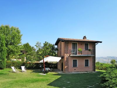 Photo for Vacation home La Corte Bricca (OLP102) in Oltrepo Pavese - 2 persons, 1 bedrooms