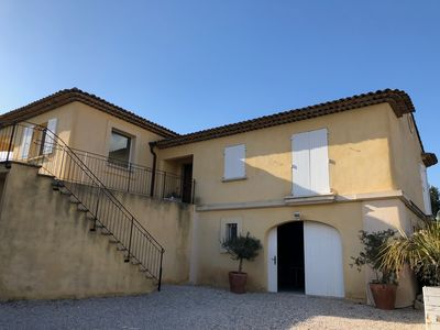 Photo for Aix la Duranne house of 140m2 with swimming pool and jacuzzi