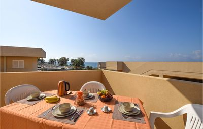Photo for 1BR Apartment Vacation Rental in Marina di Ragusa