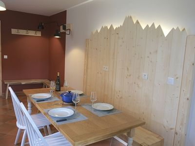 """Photo for """"La Bergerie"""" - spacious and comfortable apartment in old farmhouse"""