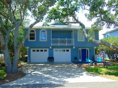 Photo for BEACH BEACH BEACH HOUSE - Truly Amazing 4 Bedroom House in Historic Fort Fisher at Kure Beach