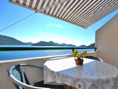 Photo for Apartments Tonka (53911-A2) - Pasadur - island Lastovo