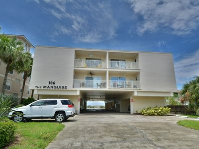 Photo for Gulf and Intracoastal Views!  WALK TO 4 OR 5 RESTAURANTS & MORE!