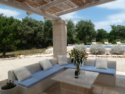 Architecturally Designed Trullo with Large, Heated, Pool
