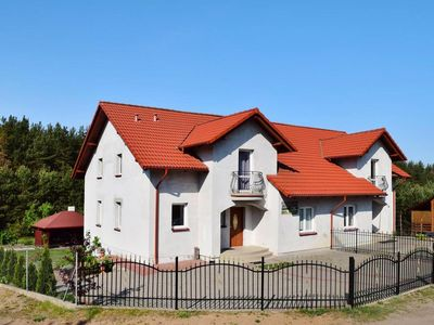 Photo for Semi-detached house, Lipnica  in Kaschubische Seenplatte - 8 persons, 4 bedrooms