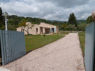 Photo for Lovely detached villa in the countryside in an exceptional site