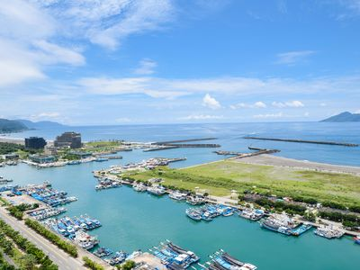 Photo for Wushi Harbor Luxury Beach Condo Getaway