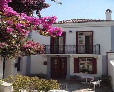 Photo for villagehouse Vasaki located in quiet area in the heart of Skopelos town