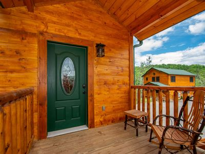 Photo for On the Edge ~ Pool Table - Multicade - Foosball - Hot Tub - only 2.5 miles to Gatlinburg!