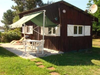 Photo for 1BR Chalet Vacation Rental in Gujan-Mestras, Nouvelle-Aquitaine