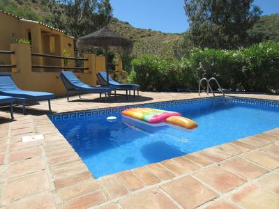 Photo for 1BR Chateau / Country House Vacation Rental in Velez Malaga, Valencian Community