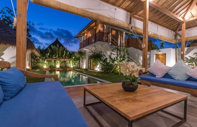 Photo for APRIL DEAL!! Stunning Classy 5BDR Oberoi/Seminyak/beach