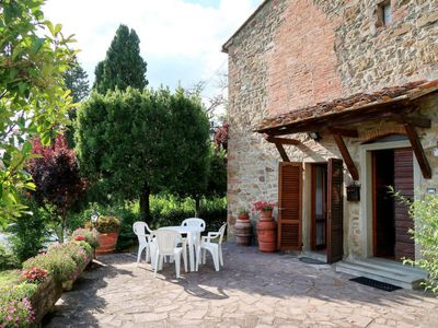 Photo for Vacation home La Casina (ARZ170) in Arezzo - 4 persons, 2 bedrooms