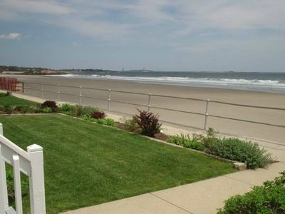 Photo for Beach Front!  - LUXURY COTTAGE - COMPLETELY RENOVATED