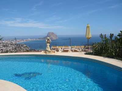 Photo for 3BR Villa Vacation Rental in Calpe