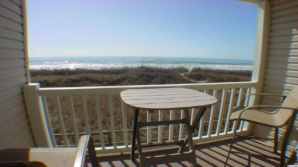 2 Bedroom 2 Bath Oceanfront Pet Friendly Condo Wifi Absolutely No Smoking North Myrtle