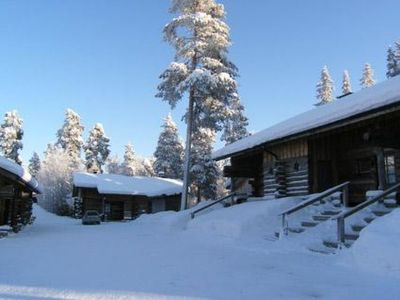 Photo for Vacation home Vuokatinportti a 11 in Sotkamo - 5 persons, 1 bedrooms