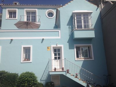 Photo for Beautiful 3 floored Townhouse with Amazing Sea Views