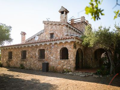 Photo for Country house (full rental) Finca Jabalí for 9 people