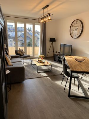 Photo for 3-room apartment, parking, soulages museum, downtown Rodez