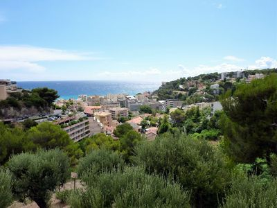 Photo for Beautiful 2 bedroom apartment, sea view, 5 km from Monaco