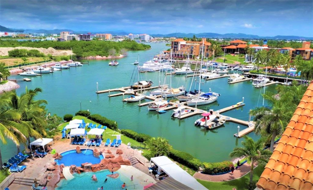 Get away from it all at El Cid Marina!