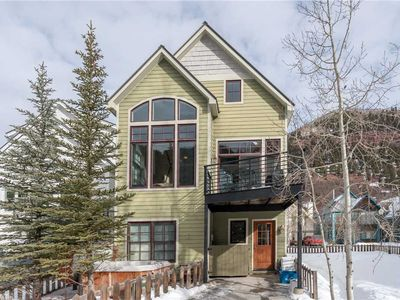Photo for Four-Bedroom Home With Private Hot Tub and Fenced Yard in Telluride