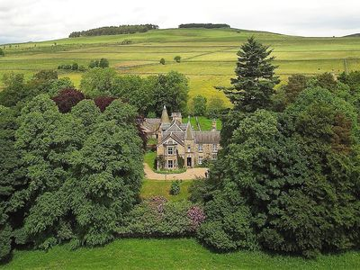 Photo for Charming mansion house in the Scottish highlands.