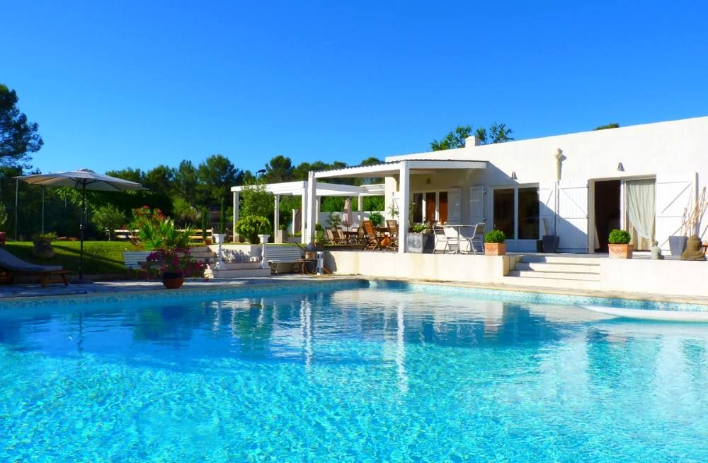 House With Exceptionnal Swimming Pool Homeaway Trans En Provence
