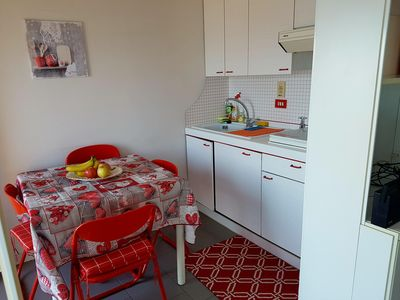 Photo for Red Apple - pied dan leau apartment in the beautiful town of Ventimiglia