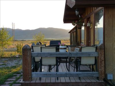 Photo for Beauty on a Budget: Grand Targhee Festival &Teton Visitor Cabin Lodging