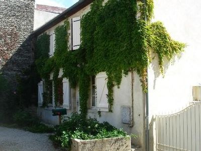 Photo for cottage: wine house near Beaune Burgundy