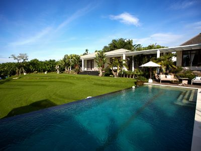 Photo for Pure Villa Estate, Outstanding 6 Bed/Bath, Canggu