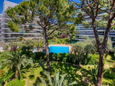 Photo for Apartment Vacation Rental in Antibes, Alpes-Maritimes