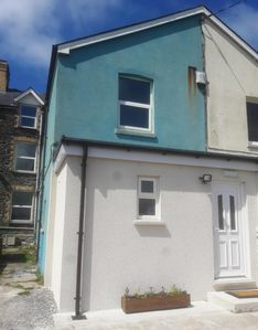 Photo for 2 Bedroom Apartment in Borth near Sea front with views over Cambrian Mountains