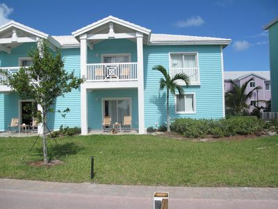 Ocean View Resorts World Bimini Bay 2/2 luxury Villa