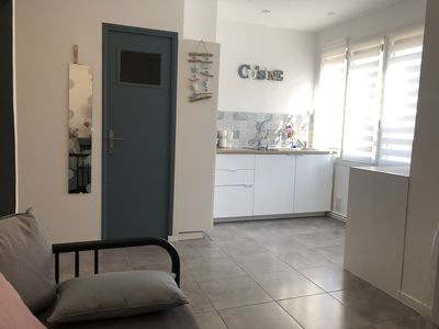 Photo for T2 at 400 m from the beach of La Ciotat-Azure 30 m2