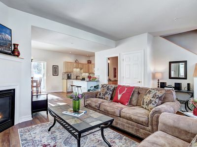 Photo for Spacious and Beautiful Townhome - Near Main St. and the Slopes