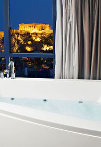 Photo for Beautiful people suites Athens Acropolis view