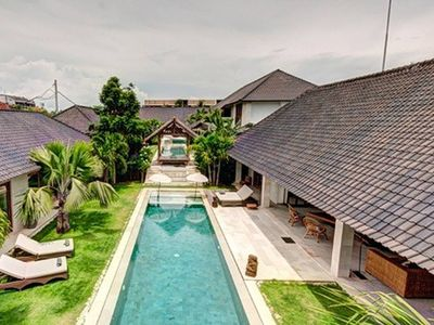 Photo for Luxury 15 Bedroom Bali Villa
