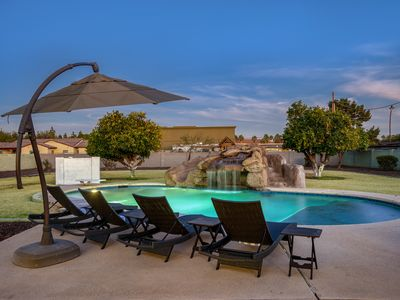 Photo for Completely remodeled highly upgraded home with pool on a large lot!